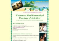 Maui Personalized Concierge